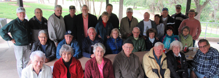 2019 Spring Picnic Group Photo